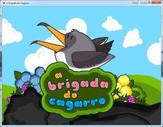 Brigada da Cagarra  Jogo didático que visa alertar e educar as crianças para a necessidade da preservação da natureza, neste caso na preservação da cagarra - uma ave dos Açores.