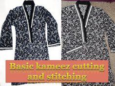 Kurti, Stitching, Youtube, Fashion, Costura, Moda, Fashion Styles, Stitch, Sew