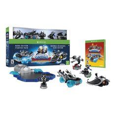 Skylanders Superchargers Dark Edition Starter Kit (Xbox One) - Walmart.com