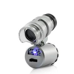 Mini 60x magnification optical zoom microscope compatible for iphone 4