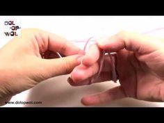 Magic Loop haken (Linkshandig) - Dol-op-Wol