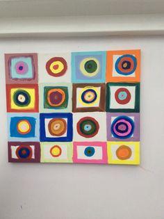 Hand painted Canvas art Hand Painted Canvas, Canvas Art, Handmade Bags, Jute, Frame, Gifts, Home Decor, Felting, Picture Frame