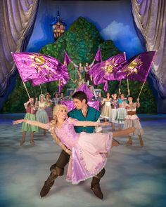 Disney On Ice Rockin' Ever After!