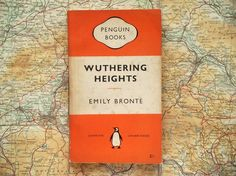 Wuthering Heights by Emily Bronte (Yorkshire)