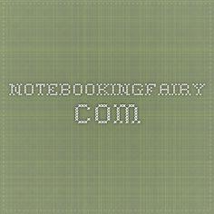 notebookingfairy.com
