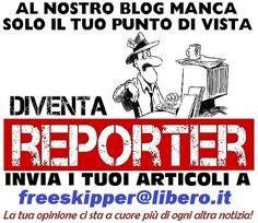 Citizen journalism: il giornalismo partecipativo in Italia si chiama Freeskipper.
