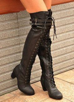 Women's Overknee Boots