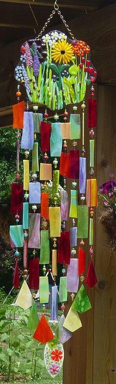 Secret Garden - wind chime