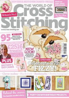 The World of Cross Stitching Issue 200 March 2013 Saved