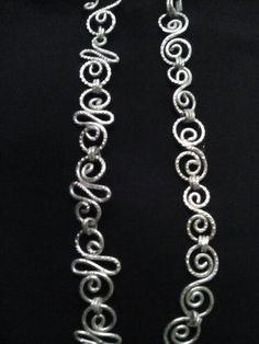 Bracciali vari wire alluminio