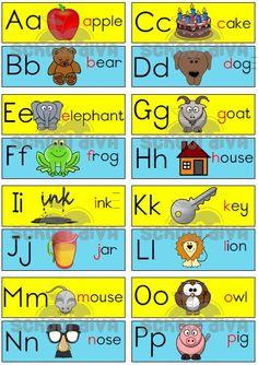 Alphabet Cards, Worksheets For Kids, Elephant, Printables, Letters, Writing, Kids Worksheets, Print Templates, Elephants
