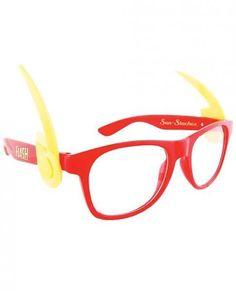 Gay Pride Rainbow LGBTQ Sunglasses Eye Glasses Funny Mask Halloween SunStaches