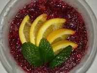 Spiced Cranberry Relish Recipe : Spiced Cranberry Relish