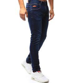 Pánske modré džínsové nohavice Modeling, Pants, Fashion, Moda, Trousers, Women Pants, Women's Pants, Fasion, Models