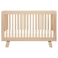 Babyletto Hudson 3-in-1 Convertible Crib with Toddler Rail : Target