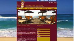 Le club de plage Le Paréo vous propose pour vos vacances d'été, la location de transat, un restaurant de qualité, et la location de stand up paddle sur sa plage privée.