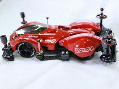 concours d'Elegance is application showing the drive model which people of the world made. Mini 4wd