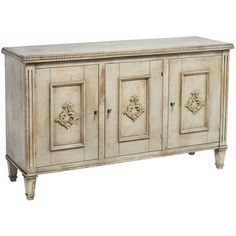 Furniture�::�Buffets & Sideboards�::�Vintage French Villa Buffet