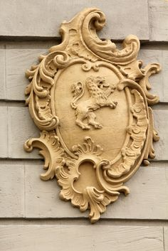 german baroque cartouche - Google Search