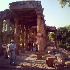 Qutub Minar, Delhi, India #travel