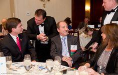 Congressman Brad Sneider (l), Steve Kase, Gregg Panek and Todd Beauchamp  Photo © 2014 McLaren Photographic LLC #McLarenPhotographic #mclarenphotos #tmanet