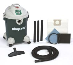 The #Shop-Vac #5867100 is a great wet/dry vac for all-around use. it is designed for low noise.