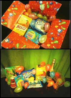 LDS missionary package: Birthday Month.