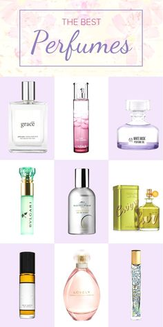 4a9061a72 These are the best and most popular cheap perfumes for women and teens.  They have such a fresh scent.