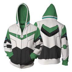 Voltron:Legendary Defender Shiro hoodie Sweatshirt Cosplay Costume zip up coat Voltron Hoodie, Voltron Merch, Lance Cosplay, Zip Up Hoodies, Sweatshirts, Doja Cat, Comfortable Fashion, Zip Hoodie, Cosplay Costumes