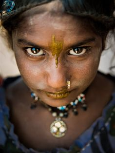 Portrait Photography from India by Aycin