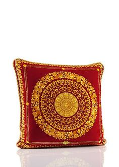 Royale #Cushion #Versace #VersaceHome