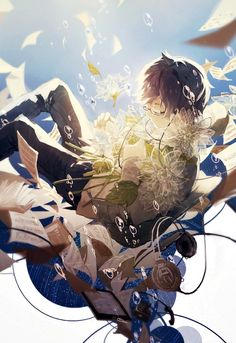 Image about art in anime by yizel_loredo on We Heart It