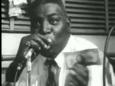 """Excellent live video of Howlin' Wolf - How Many More Years. """"How many more years have I got to let you dog me around, how many more years have I got to let you dog me around, I'd as soon rather be dead sleeping six feet in the ground."""