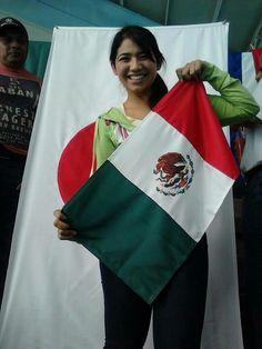 Mexico y Japón = cindy takahashi