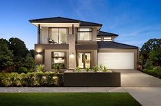 Carlisle Homes: Grayson Facade - Featured at Berwick Waters Estate