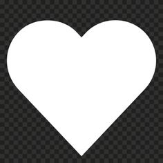 Love Png, Silhouette, Graphics, Shapes, Heart, Pictures, Free, Image, Photos
