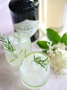 Cucumber & Gin Fizz
