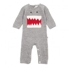 Oeuf monster jumpsuit