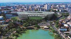 Arena Fonte Nova em Salvador - 12 estádios da Copa do Mundo 2014