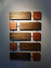Resultado de imagen de Wood Wall Sculptures