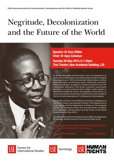 Dr Gary Wilder spoke at LSE on the subject of his new book Freedom Time on 26 May 2015.