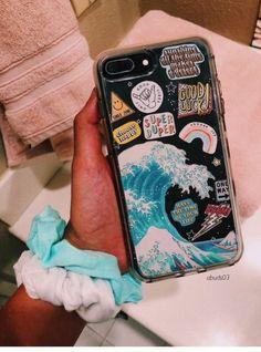 🌵 cute cases, aesthetic stickers, macbook, i phone cases, tumbl Diy Iphone Case, Iphone Phone Cases, Iphone Case Covers, Iphone 7 Plus Cases, Phone Cases Kate Spade, Summer Iphone Cases, Iphone Ringtone, Cute Cases, Cute Phone Cases