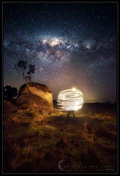Greg Gibbs  Milky Way