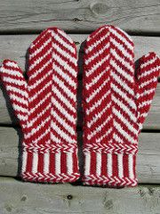 Ravelry: Mega Herringbone Mittens pattern by Sarah H Arnold You are in the right place about knittin Fair Isle Knitting, Loom Knitting, Knitting Stitches, Knitting Socks, Hand Knitting, Knitting Patterns, Knitting Tutorials, Knitting Machine, Hat Patterns