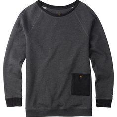 Amazon.com: Burton Lexxon Fleece Crew Sweatshirt - Women's: Clothing