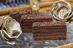 Parížske rezy (fotorecept) - obrázok 11 Czech Recipes, Bon Appetit, Nutella, Food And Drink, Sweets, Cookies, Chocolate, Baking, Desserts