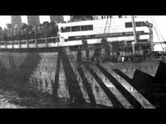 Tony Robinson's World War I: Dazzle Ships - YouTube