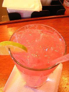 Recipe | Watermelon Margaritas #drinks