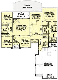 Riverwalk House Plan – House Plan Zone