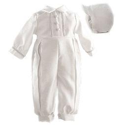 Lauren Madison baby boy Christening Baptism Infant Shantung Full Length Romper , White, 6-9 Months Lauren Madison http://www.amazon.com/dp/B005S6BG4K/ref=cm_sw_r_pi_dp_oapIvb1J96P4X